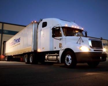 Commercial Storm Damage Restoration Truck