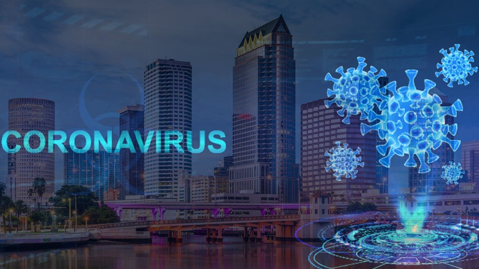 Tampa Bay Commercial Buildings and Coronavirus