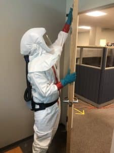 Tampa Coronavirus Disinfection Service
