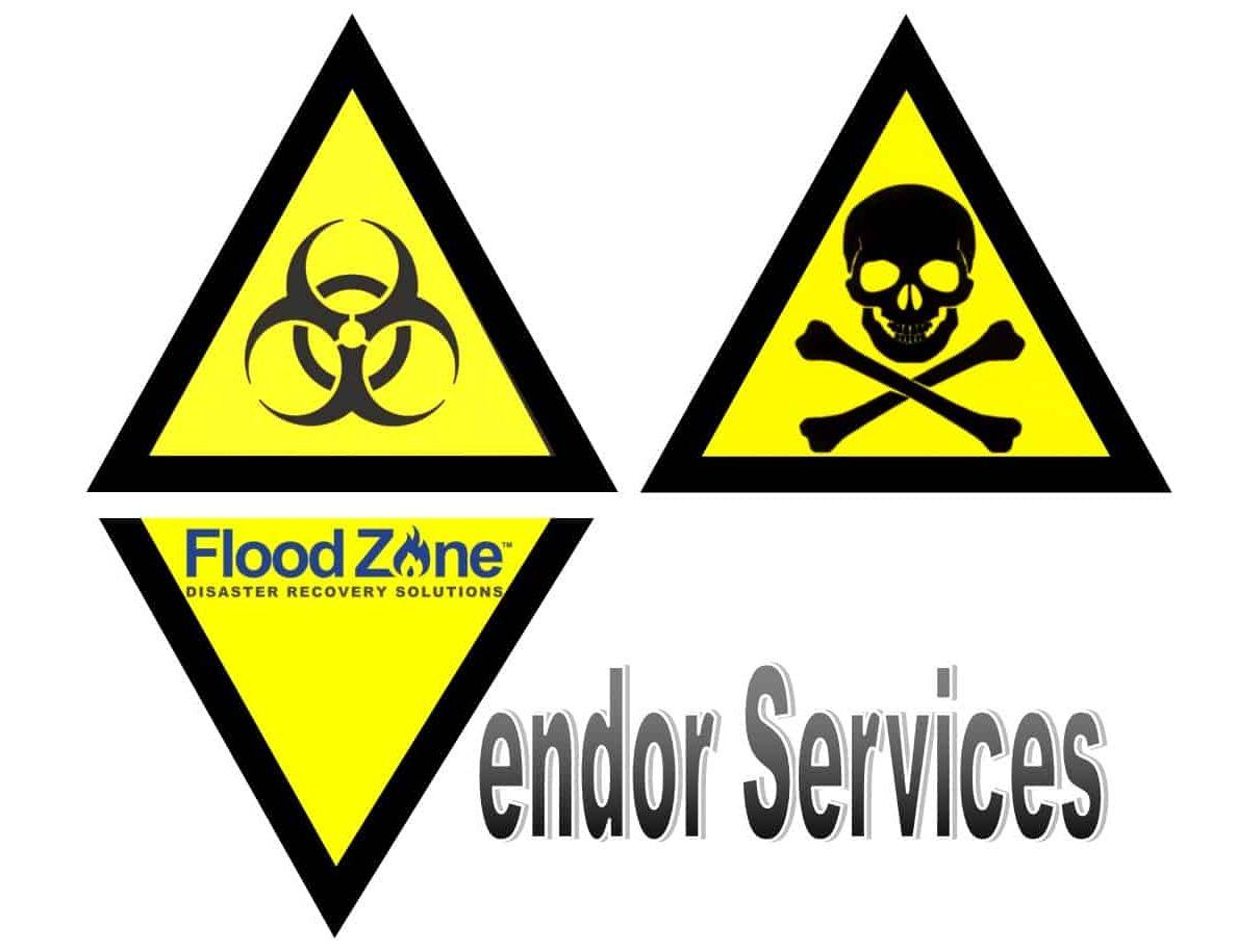 decontamination vendor services