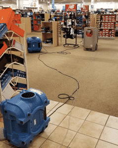 Retail Disinfection Service 1