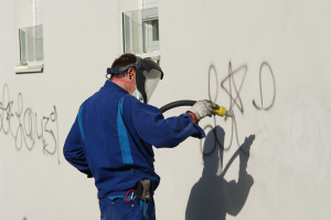 Vandalism Clean Up Services