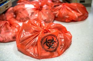 Virus Decontamination Bags